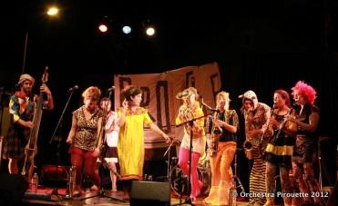 Orchestra Pirouette