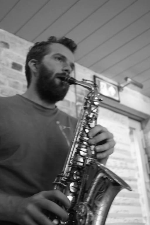 Rehearsal sax