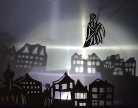 shadow puppet - death
