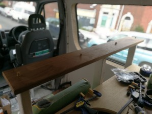 Lovely Iroko worktop
